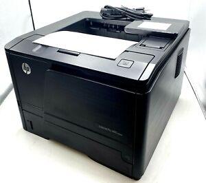HP LaserJet Pro 400 M401dn Workgroup Laser Printer, CF278A Page Count, 40,057