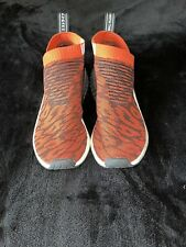 Adidas NMD CS2 PK Nomad City Sock Red Black White Boost BY9406 Men's sz 11 Shoes