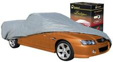 Car Cover Suits Holden & Ford Ute to 5.1m Prestige 100% Waterproof Non Scratch