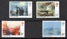 British 1975 J.M.W. Turner MNH set