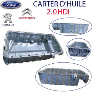 1.9 D 2.0 HDI Carter D/'Huile Stahlwanne Bouchon Du Scellez pour Peugeot