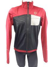 Pearl Izumi 2017 Select Escape Softshell Cycling Jacket Tibetan Red/Black Large