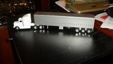 Ertl Peterbuilt Hog Livestock Trailer Tri Axle Custom Balsa Wood Trailer RARE