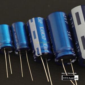 [Audio Jade] 1F 3.3F 4.7F 10F 20F 50F 100F 400F 2.7V KAM Farad Super Capacitors