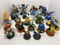 19 Skylanders Lot Spyros Adventure Giants Swap Force Trap Team 👾