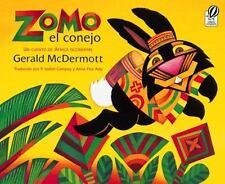 Zomo el conejo: Un cuento de Africa occidental-ExLibrary
