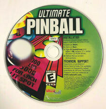 Ultimate Pinball Classic Game Virtual Pin Ball Machine By ValuSoft PC Computer
