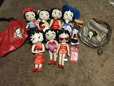 Betty Boop Plush dolls and bags