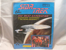 STAR TREK THE NEXT GENERATION ALBUM DI FIGURINE PRODOTTO DA PANINI (Tedesca