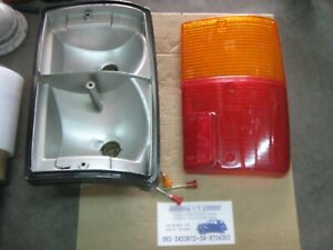 for SEAT 850 / SEAT 133 RH Side TAIL LIGHT Lens + Base  GEMO 20.548