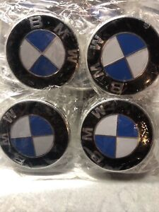 BMW E90 E92 E93 F80 F82 E60 E63 F10 CENTER WHEEL RIM LOGO BADGE Replacement