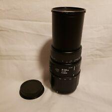 Sigma 70-300mm 1:4-5.6 DL MACRO Lens for Canon AF