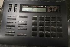 Roland R8 Mark 2 Mk II RARE Drum Machine + Original PSU + Manual TR-909 TR-808