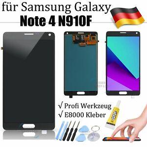 Für Samsung Galaxy Note 4 Display SM-A910F LCD Bildschirm Touchscreen Ersatz