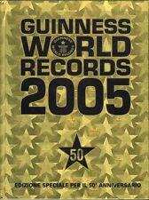 Guinness dei primati 2005 - Mondadori - 380 pagine