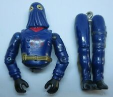 Hooded Cobra Commander Incomplete NO CROTCH 1984  Vintage GI JOE