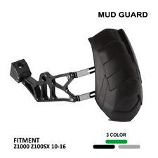 Arrière Carbone Mud Guard Shield pour Kawasaki Z1000 Z1000SX 2010-2016 11 12 13 14 15