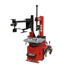 Heavy Duty Rim Clamping Tire Changer with Left Side Press Arm - TC-950-WPA