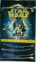 Star Wars Micro Comic Factory Sealed Collector Pack