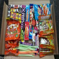 48 PIECE RETRO SWEETS BOXED GIFT BIRTHDAY SELECTION TREAT CANDY BOX