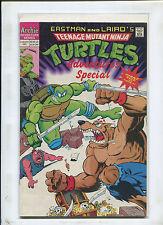 Teenage Mutant Ninja Turtles Adventure Special (9.2 Or Better) Summer 1993