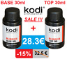 2in1 BASE + TOP 30ml. Kodi Professional - Gel LED/UV ORIGINAL Rubber Gummi Basis