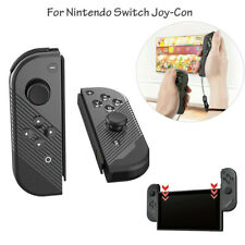For Switch Joy-Con Gaming Console Game Controller Left + Right Gamepad Black
