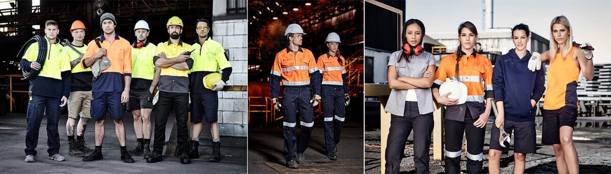 Safety Workwear Brands