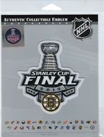 2019 STANLEY CUP FINAL JERSEY PATCH BOSTON BRUINS INSIGNIA NHL SHIPPING NOW!!