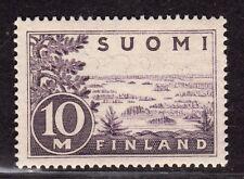 $Finland Sc#178 M/H, key value, Cv. $57.50