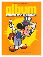 SPECIAL LE JOURNAL DE MICKEY GEANT 1615 BIS  BE 1983 CARTONNE