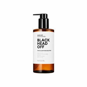 [MISSHA] Super Off Cleansing Oil Blackhead Off 305ml