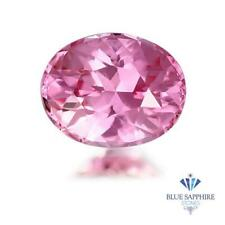 0.80 ct. Oval Natural Pink Sapphire ~ 6 x 5 mm