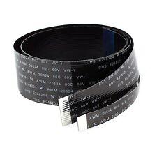 5pcs CYFPV 50cm FPC Ribbon Flat Cable 0.5mm Pitch 20pin for HDMI HDTV FPV