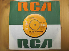"""RCA 1903 UK  7"""" 45RPM 1969 NINA SIMONE """"TO BE YOUNG TALENTED AND BLACK"""" EX-"""