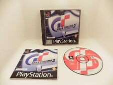 GRAND TOURISMO 2/PLAYSTATION/MANQUE CD 2/MICRO RAYURES