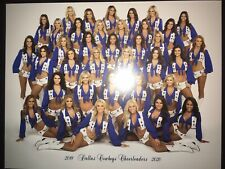 BRAND NEW Official 2019-2020 DALLAS COWBOYS CHEERLEADERS Picture Photo DCC pic
