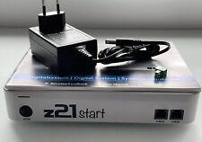 Fleischmann Roco 10825 Digitalzentrale z21 start weiß 10850 Netzteil + Anleitung