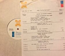 RADIO SHOW: 5/19/88 ROAD SONGS! AMERICA, CANNED HEAT, DOORS, SAILCAT, DUANE EDDY