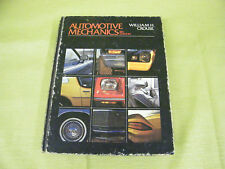 Automotive Mechanics 8th Edition William H. Crouse