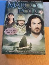 Marco Polo DVD BRAND NEW FACTORY SEALED extended Version With Slip Cover