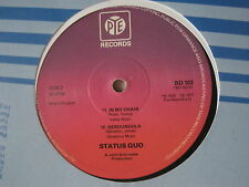 "Status Quo-Down Down/In my chair 4trk 12"" Free UK Post"
