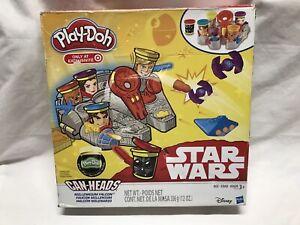 Play-Doh, Star Wars Can-Heads, Millennium Falcon Hasbro Set