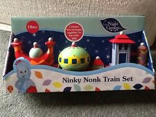 Ninky nonk in the night garden train set