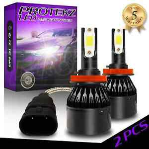 Protekz LED Headlight Bulbs Kit CREE H1 for 2004 - 2008 SUZUKI FORENZA High Beam