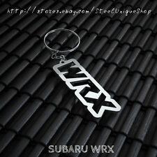 Subaru WRX Stainless Steel Keychain Version 1