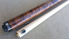 Custom Lucasi Pool Cue LZ2000SP 4 Point Birdseye Maple, LD Shaft, FREE 1x1 case!