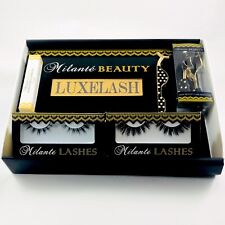 Mink Lash Gift Set Makeup Kit box false lash strip eyelash extension glue