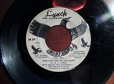 Rare Orig Crows 1960 Hunter M.L. Lynch Birmingham, Alabama Crow Call 102 45rpm