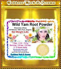 1 LB Wild yam root powder (Dioscorea Villosa)  pure PREMIUM shan yao